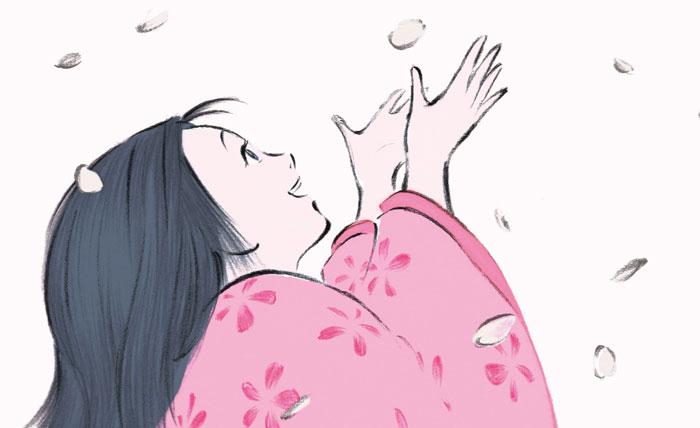 รีวิวหนัง The Tale of The Princess Kaguya
